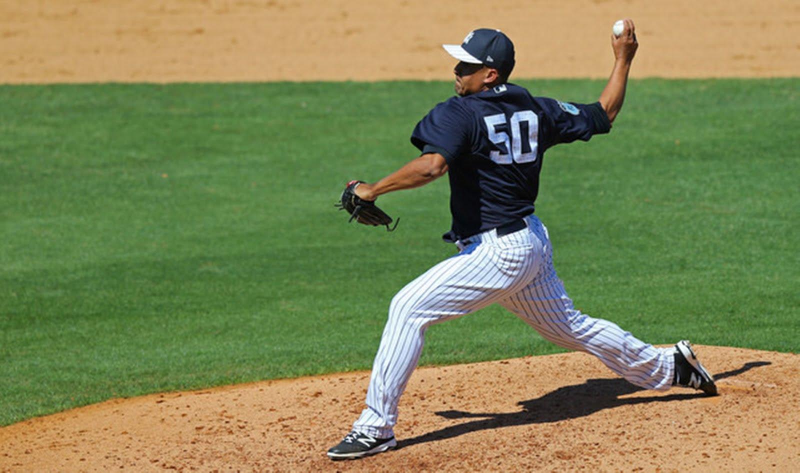 Frieri tuvo efectividad de 3,00 con la triple A de Yankees. Foto: Presswire.