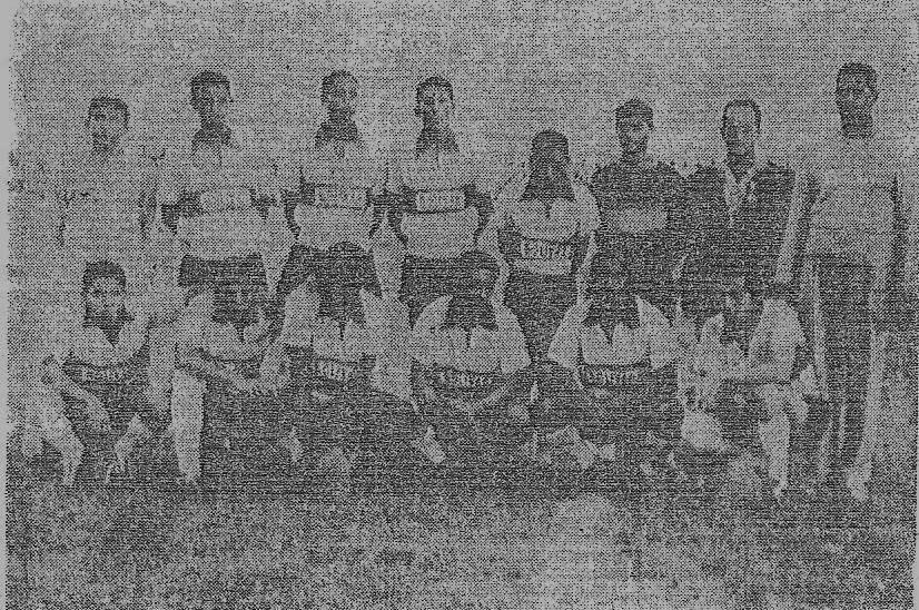 Selección Bolívar en 1960