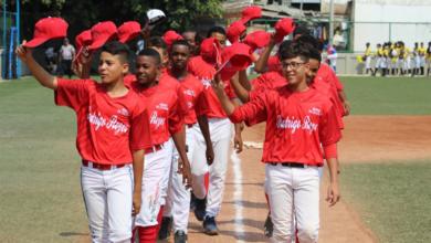 beisbol infantil cartagena