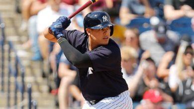 Giovanny Urshela MLB