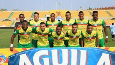 Real Cartagena ante Real San Andrés - Copa Águila