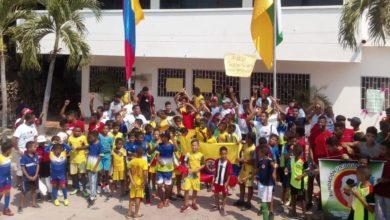 protestas en Arjona por estadio de fútbol
