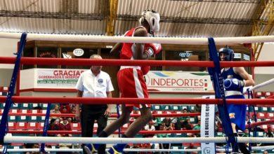 boxeo clasificatorio tunja juegos nacionales 2019