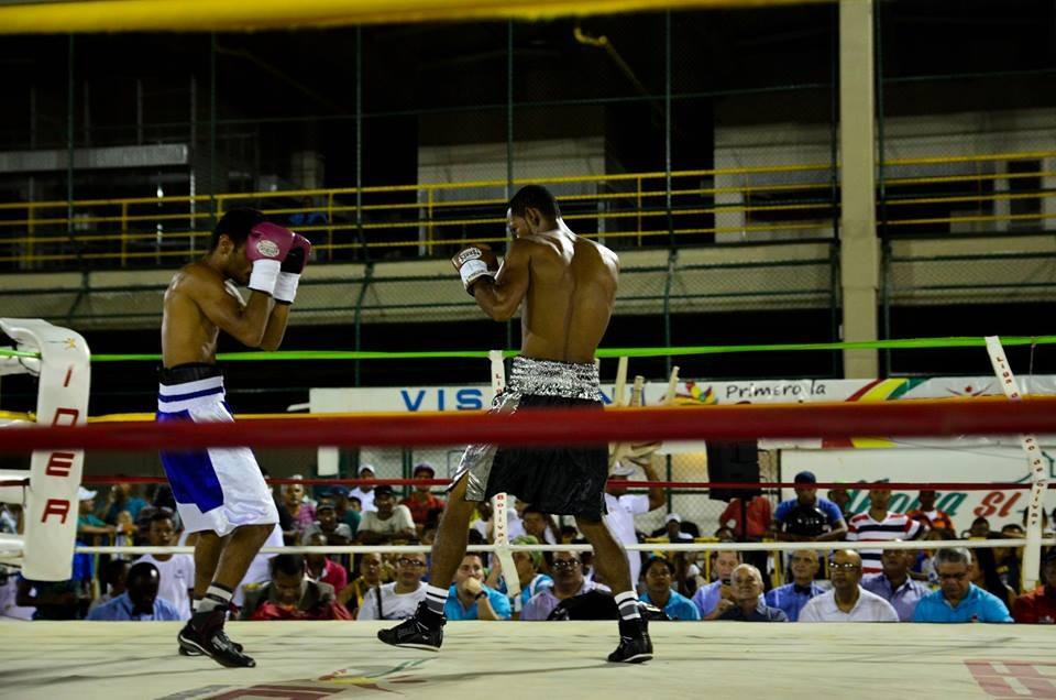 Este jueves, pesaje oficial del evento internacional 'Haciendo historia' de  boxeo en Cartagena | PrimerTiempo.CO