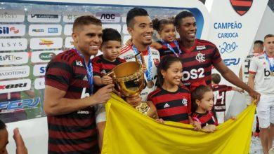 Orlando Berrío campeón