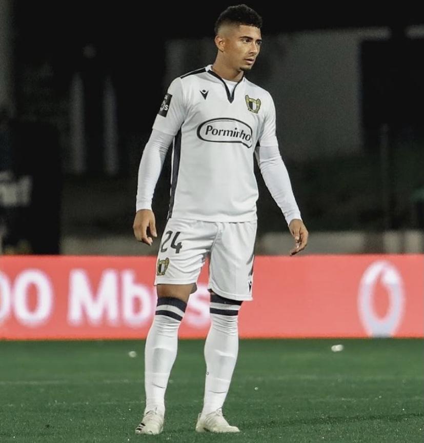 Edwin Herrera jugó 45 minutos en la eliminación de Famalicão de la Copa de Portugal   PrimerTiempo.CO